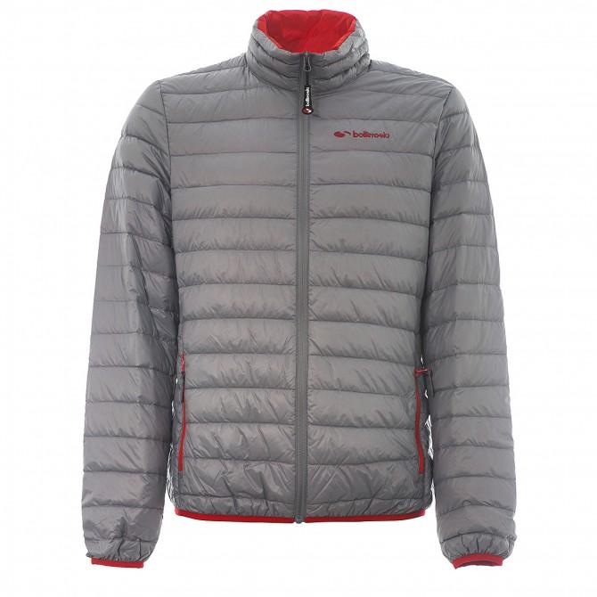 Down jacket Botteroski Man grey