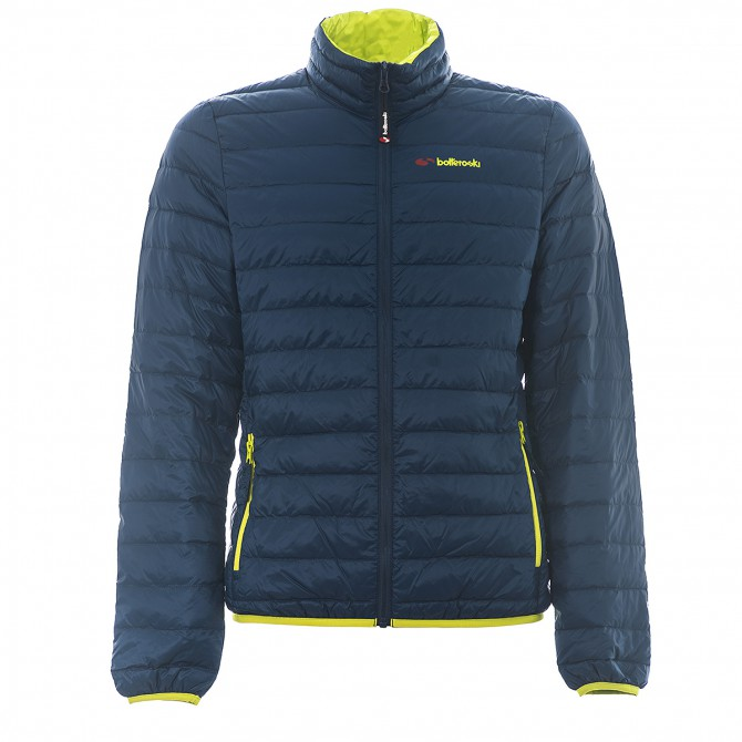 Down jacket Botteroski Man blue
