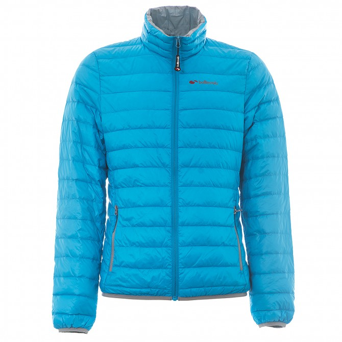 Down jacket Botteroski Man light blue
