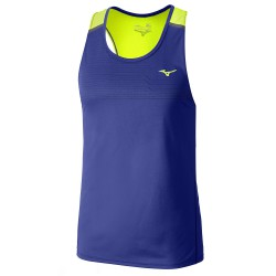 Camiseta trail running Mizuno CoolTouch Hombre