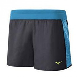 Trail running Mizuno shorts Phenix Printed Square 4.0 Woman