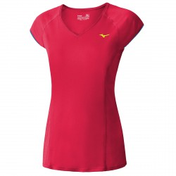 T-shirt trail running Mizuno CoolTouch Phenix Femme