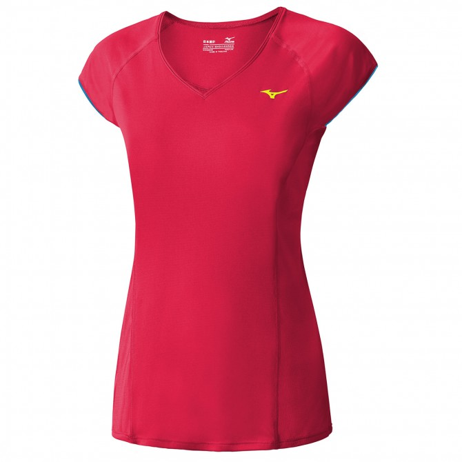 T-shirt trail running Mizuno CoolTouch Phenix Donna