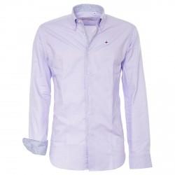 Camisa Canottieri Portofino Hombre lila