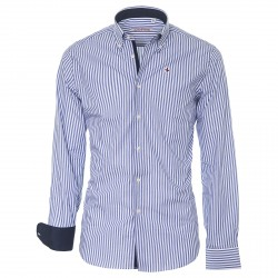 Shirt Canottieri Portofino Man blue
