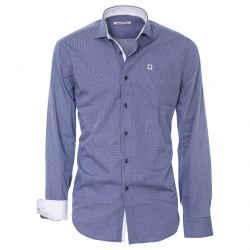 Shirt Canottieri Portofino Man blue-white