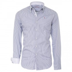 Shirt Canottieri Portofino Man grey-white