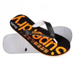 Flip-flops Superdry Scuba black