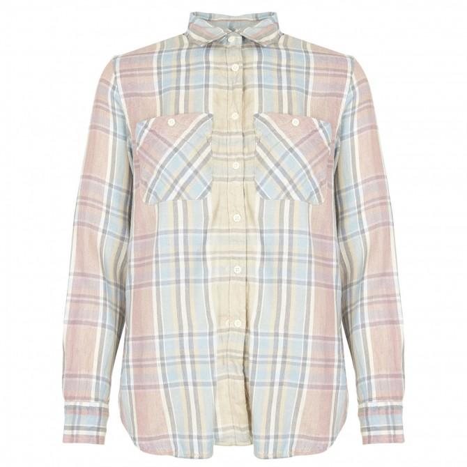 Camisa Denim & Supply Ralph Lauren Utility Mujer
