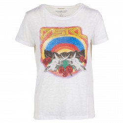 T-shirt Denim & Supply Ralph Lauren Drapey Mujer