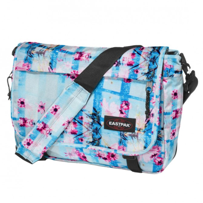 Tracolla Eastpak Delegate Pink Dreams