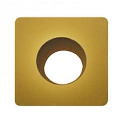 Hard metal square blade for Ergorazor Maplus