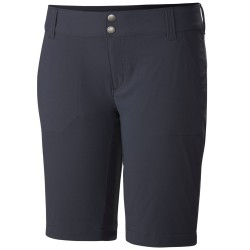 Bermudas Columbia Saturday Trail Long Mujer gris