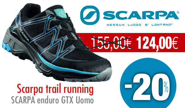 scarpe trekking, trail running