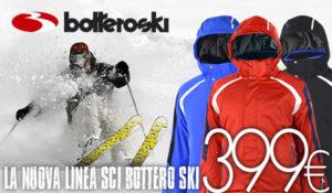abbigliamento sci bottero ski