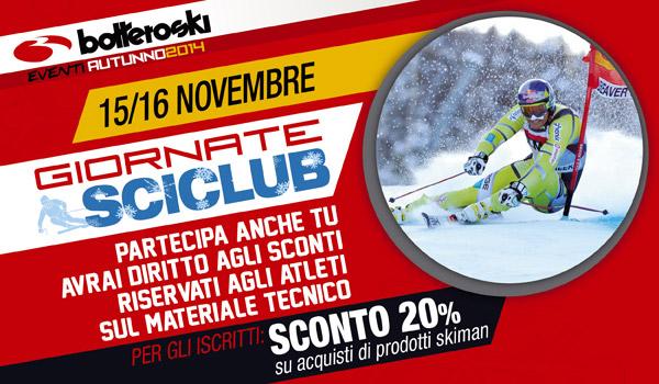bottero ski sci club
