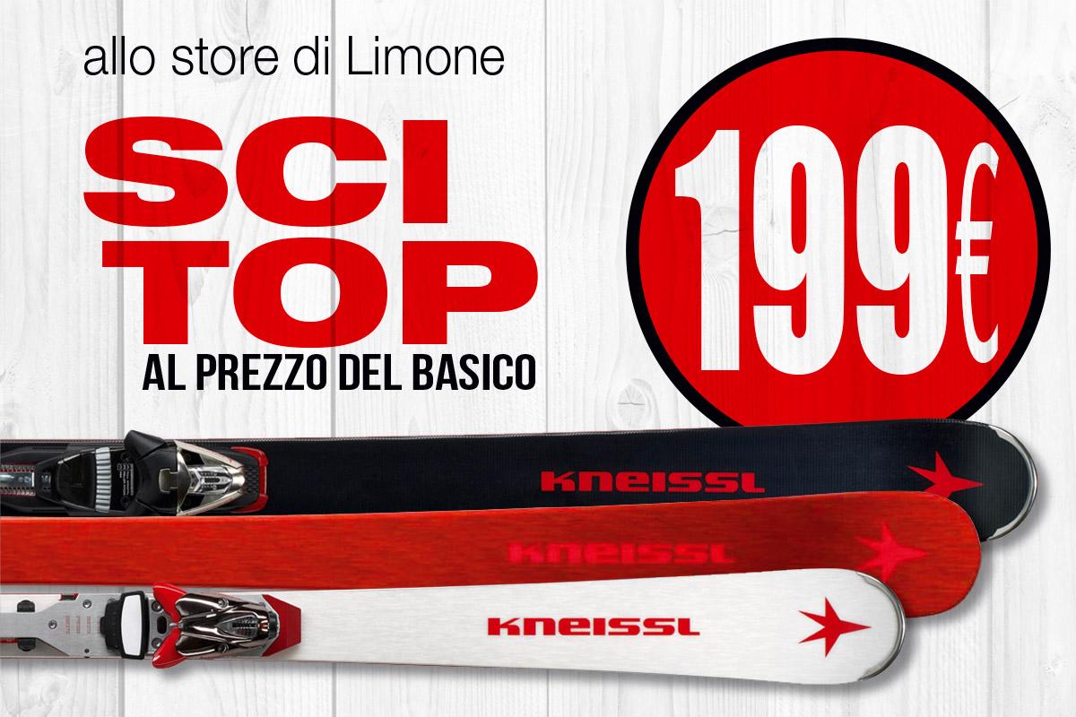 sci race carve a soli 199 euro
