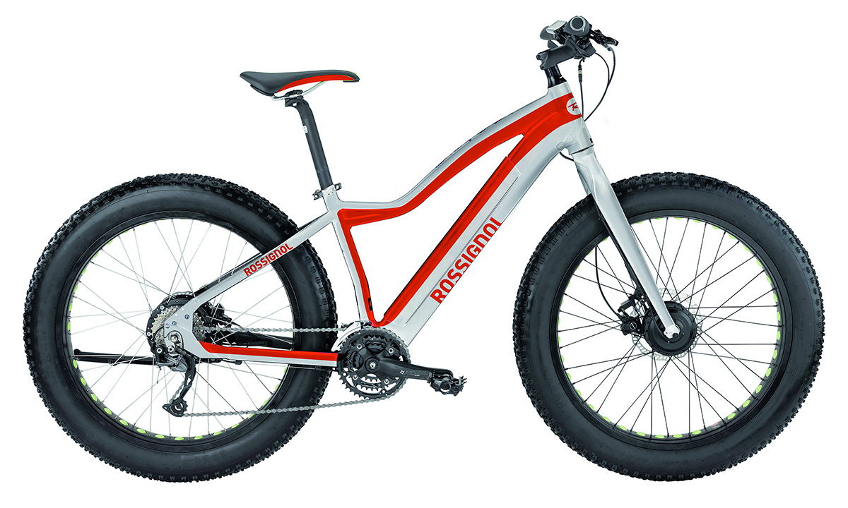 rossignol 7g fat bike