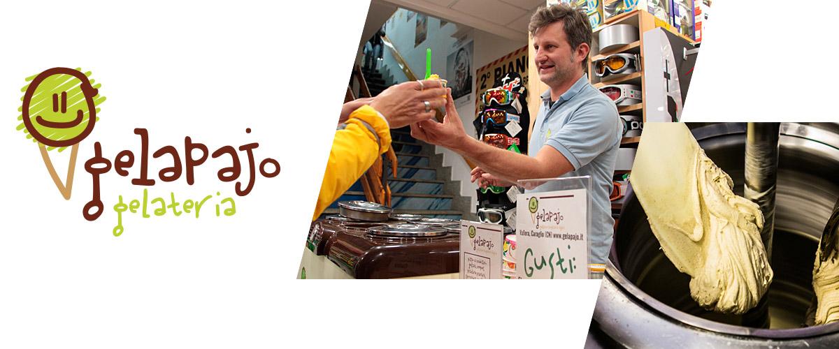 Compleanno Outlet gelato gratis Gelapajo