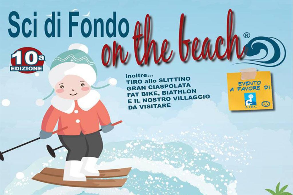 programma sci di fondo on the beach 2019