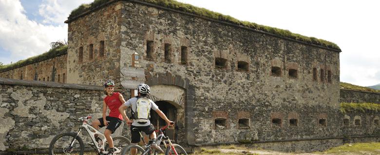 escursioni giornaliere e-bike - forti