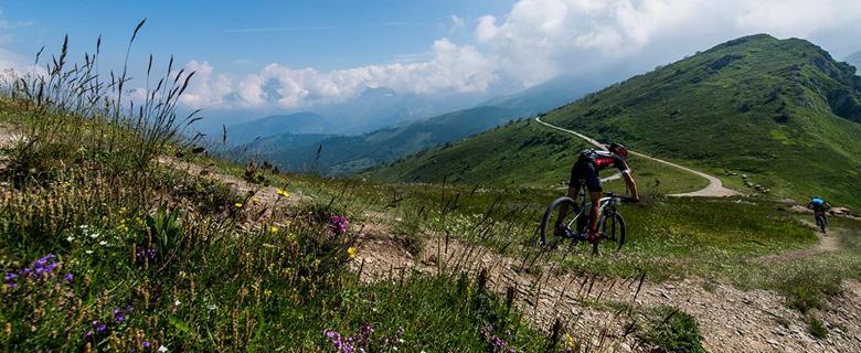 escursioni giornaliere e-bike - via del sale