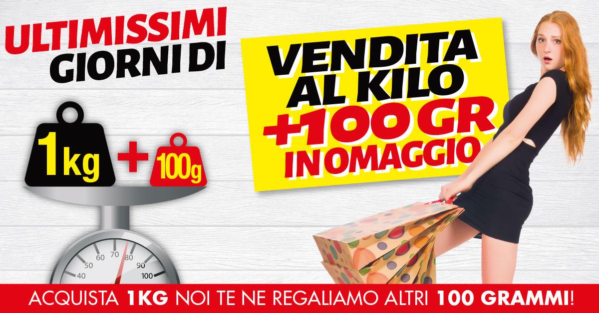 Ultimi giorni vendita kg - i'm an image