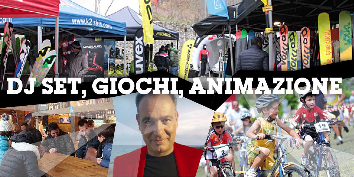 ski&bike expo - evento
