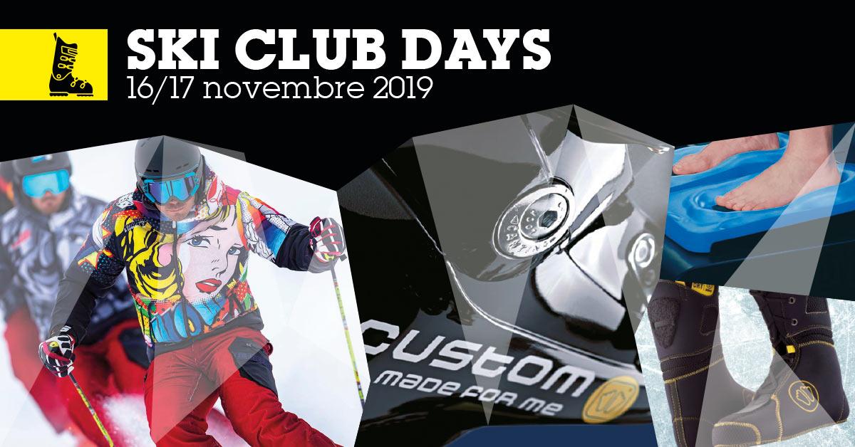 ski club days