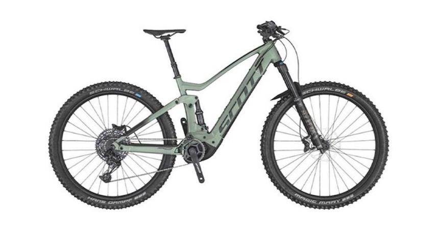 mountain bike elettrica scott genius E ride