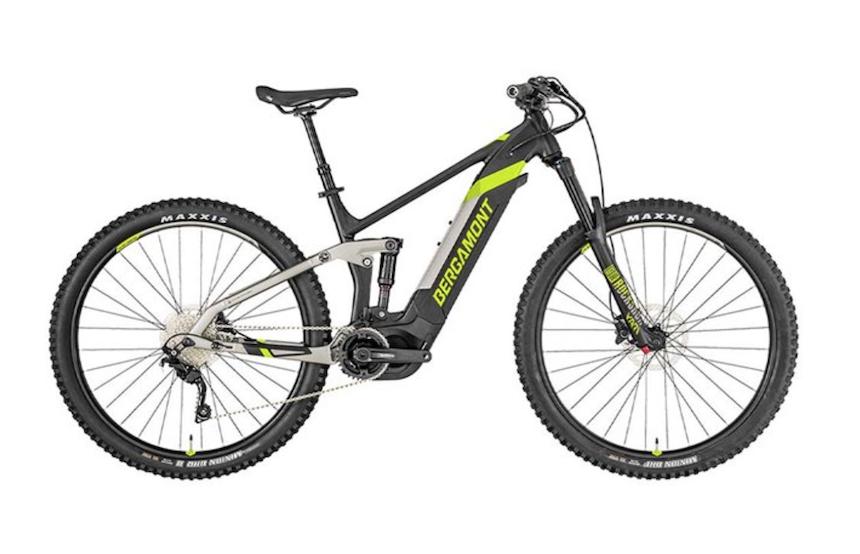 E-Bike Bergamont E-Trailster Sport 29