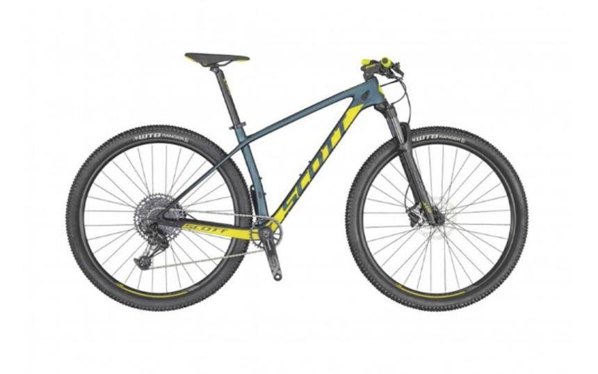 Mountain bike elettrica Scott eRide 940