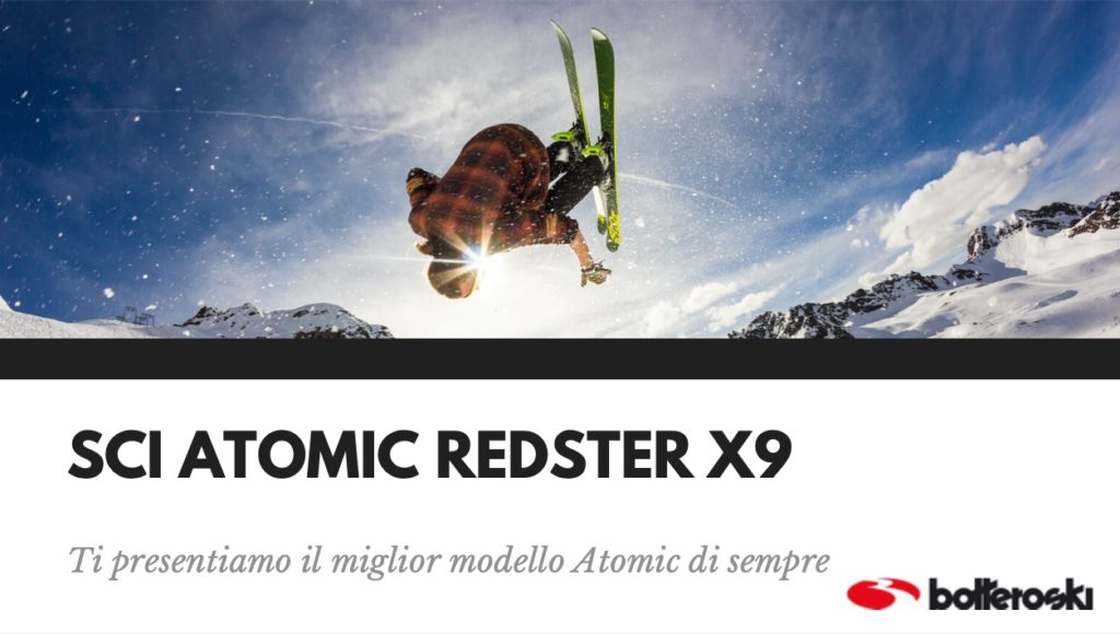 sci atomic redster x9