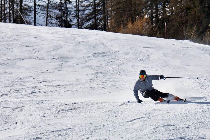 Che cosa significa usare gli sci in conduzione