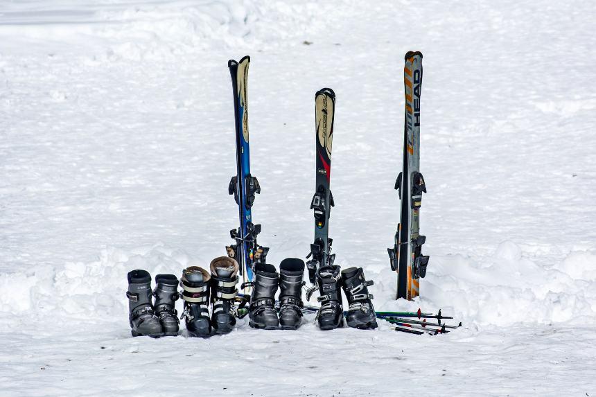 Differenza tra scarponi da sci alpinismo
