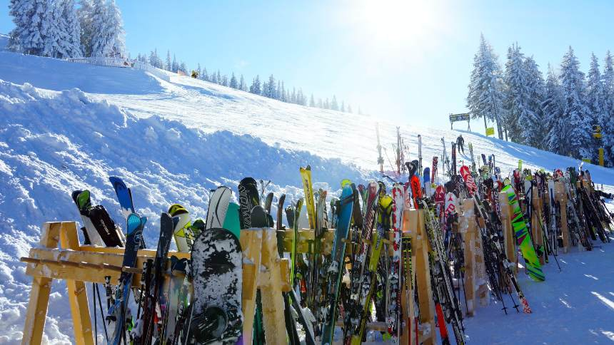 Quando sci in conduzione può essere pericoloso