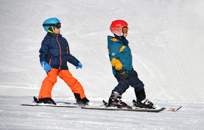abbigliamento sci per bambini alle prime armi