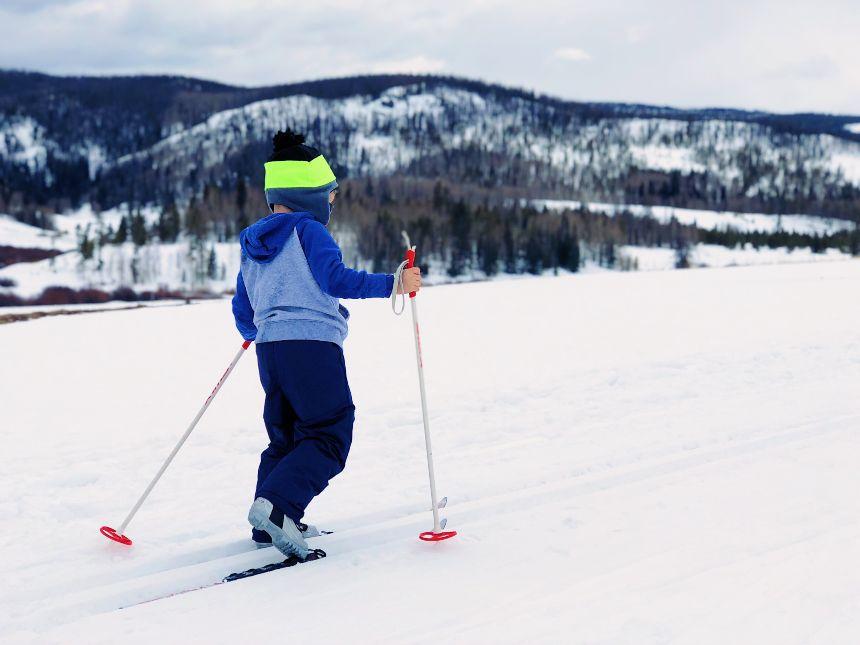 abbigliamento sci per bambini
