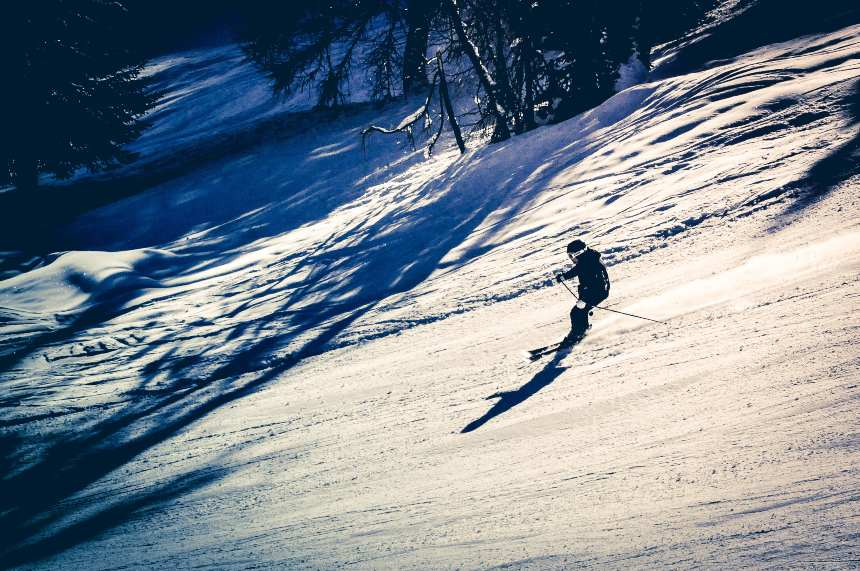 dove sciare in italia val gardena