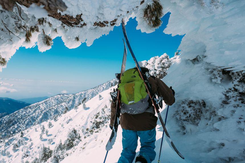 pericoli dello sci fuori pista
