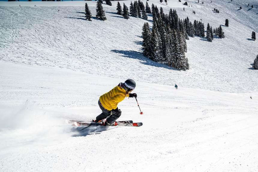 qualità degli sci da neve