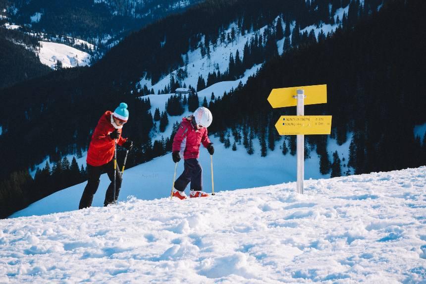 scarponi da sci per bambini