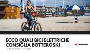 Quale bici elettrica mi consigliate