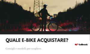 Quale e bike acquistare