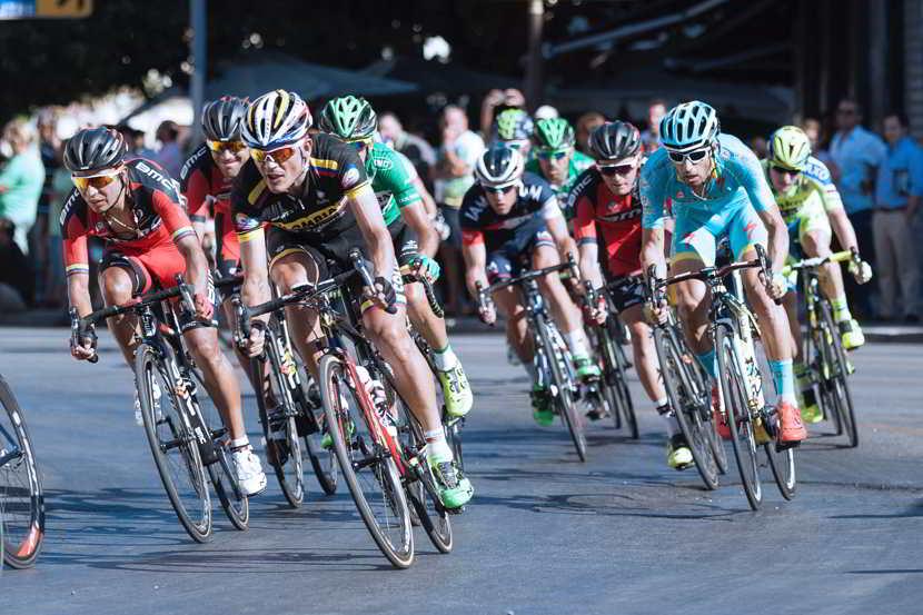 Biciclette da corsa elettriche gara