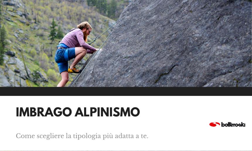 Imbrago alpinismo