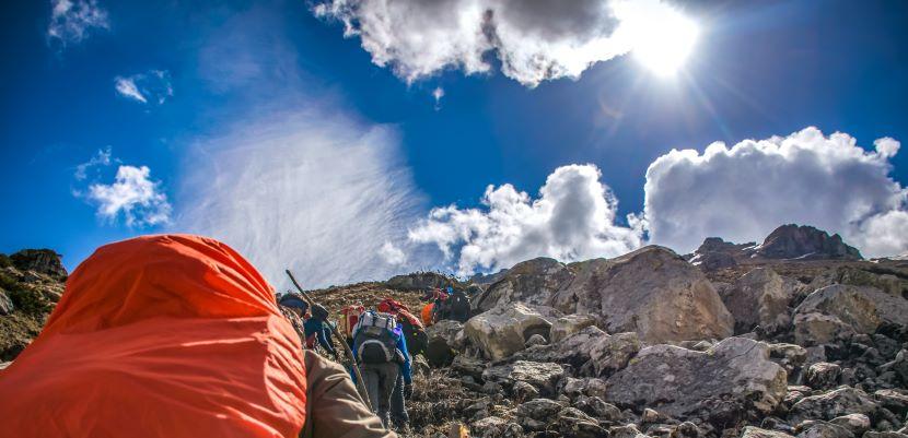 Alpinismo estremo e passione
