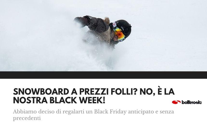 snowboard in offerta
