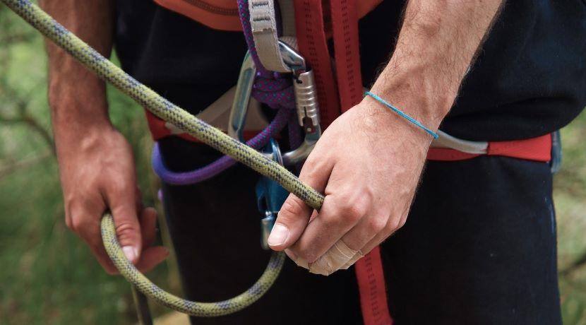 Imbrago alpinismo sicuro