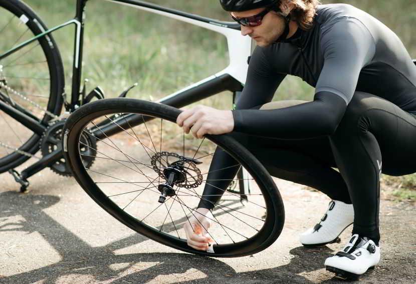 Montaggio kit per bicicletta elettrica